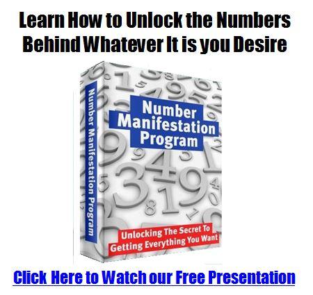 number manifestation