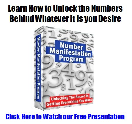 number manifestation